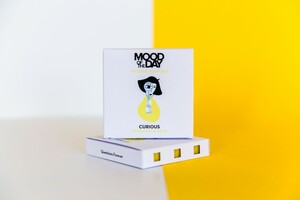 The Cool Projects Seife Mood of the Day Curious 60g Rosmarin und Salbei - The Cool Projects