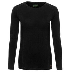 Merino T-Shirt Langarm Slimfit Raglan 250 Damen Mulesing-frei - Kaipara - Merino Sportswear