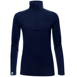 Kaipara Merino Zip-Neck Regular 200 Damen Mulesing-frei - Kaipara - Merino Sportswear