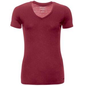 Kaipara Merino Shirt Kurzarm Slimfit V-Neck 200 Mulesing-frei - Kaipara - Merino Sportswear
