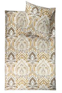 Renforcé Bettwäsche 'Indian Dream' 135x200cm + 80x80cm 2-tlg 100% Bio-Baumwolle Made in Green - jilda-tex