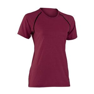 Engel sports Bio Shirt kurzarm tango red regular fit - ENGEL SPORTS