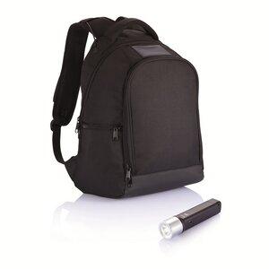 Rucksack mit Solarpanel und Taschenlampe - XDEco