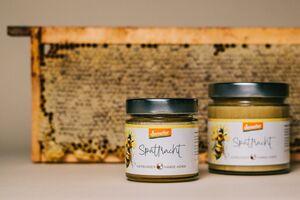 demeter Honig (versch. Sorten) aus Hamburg - wesensgemäße Bienenhaltung - 500g - 4peoplewhocare