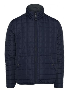 Fjord reversible quilted jacket - KnowledgeCotton Apparel