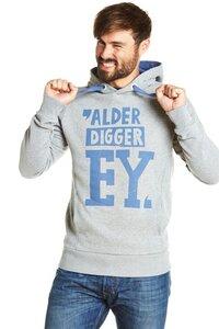Männer Hoodie ALDER DIGGER EY - recolution