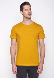 Herren Shirt 100% Biobaumwolle Basic Spice GOTS Zertifiziert - GreenBomb