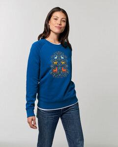Reine Bio-Baumwolle & Upcycling - Sweater/ Wintertime - Kultgut
