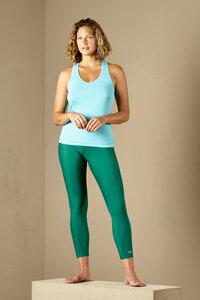 "Damen Yoga Leggings aus recyceltem Nylon/Elastan ""Lina"" - M23"