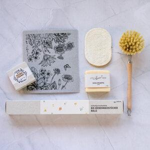 Geschenkset Zerowaste - little bee fresh