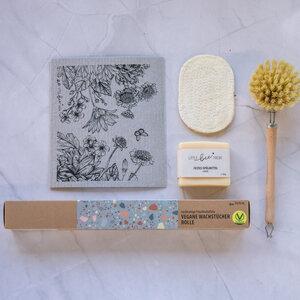 Geschenkset Zerowaste Vegan - little bee fresh