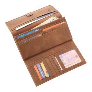 Damen RFID Portemonnaie Brieftasche Ökoleder - Derby  - MoreThanHip