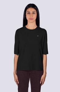 Frauen Premium T-Shirt aus Bio Baumwolle loose fit - vis wear