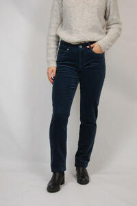 Cordhose Alina in Jeansblau oder Pistazie - bloomers