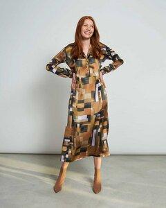 Kleid IVYY aus recyeltem Polyester - JAN N JUNE