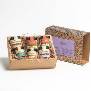 SoulSpice Süße Kollektion Bio Geschenkbox - SoulSpice
