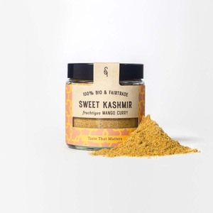 SoulSpice Sweet Kashmir Mango Curry Gewürzmix - SoulSpice