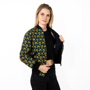 Wendejacke 'Peacock' für Frauen - Khala