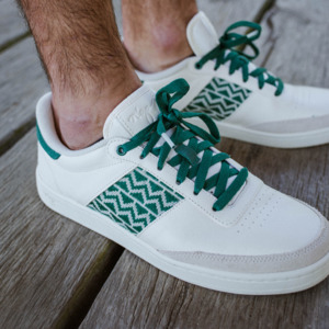 Sneaker Saigon - Sa Pa - Forest Green - N'go Shoes