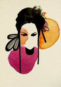 Doll 3 - Poster von Ekaterina Koroleva - Photocircle