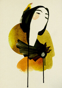 Doll 1 - Poster von Ekaterina Koroleva - Photocircle