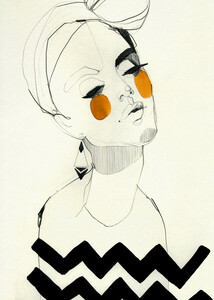 Serpentine - Poster von Ekaterina Koroleva - Photocircle