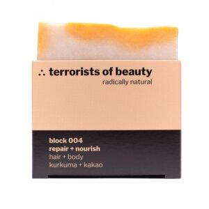 block 004 ∴ repair + nourish - terrorists of beauty
