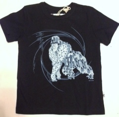 T-Shirt Mountain Gorilla - Animal Tails