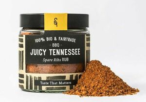 SoulSpice Juicy Tennessee BIO 45g - SoulSpice
