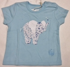 T-Shirt African Elephant - Animal Tails