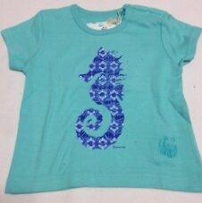 T-Shirt Seahorse - Animal Tails