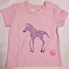 T-Shirt Grevy's Zebra - Animal Tails