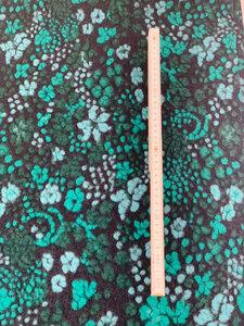 Musterwalk-Stoff Relief aus Biobaumwolle zum Nähen - AnRa Mode