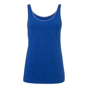 Shop Women's ATHLETA Blue size M Tank Tops at a discounted price at Poshmark. Description: ATHLETA SIZE MEDIUM SPORT ATHLETIC TANK PURPLE AND BLUE STRIPES #R6 SIZE MEDIUM LENGTH BUST 14