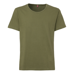 ThokkThokk TT19 Wide Neck T-Shirt Dark Green - THOKKTHOKK