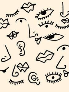 Senses - Poster von Uma Gokhale - Photocircle