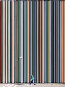 Bar-co(lor)de - Poster von Roc Isern - Photocircle
