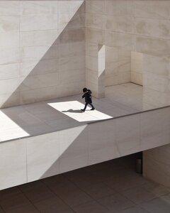 Light & shadows - Poster von Roc Isern - Photocircle