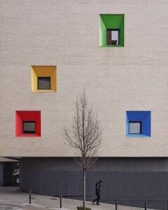 Basic color palette - Poster von Roc Isern - Photocircle