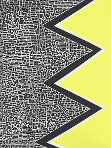 Abstract Mountain Range - Poster von Fox And Velvet - Photocircle