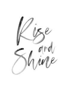 Rise and Shine No3 - Poster von Vivid Atelier - Photocircle