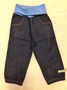 Jeans mit weichem Bund - loud + proud