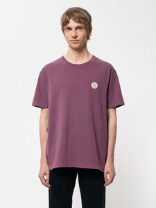 Nudie Jeans - T-Shirt Uno NJCO Circle - Nudie Jeans