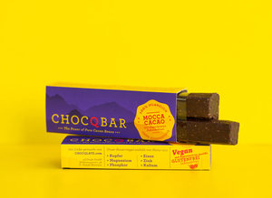 ChocQbar Mocca Cacao - ChocQlate