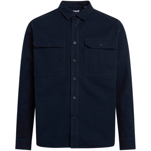 PINE Moleskin Overshirt Hemd GOTS Vegan - KnowledgeCotton Apparel