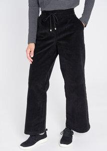 Damen Cord-Hosenrock aus Bio Baumwolle rot | Corduroy Culotte - recolution