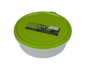 Frischhaltedose rund, 0,7l , 1,5l oder 2,5l - greenline