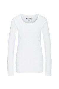 Damen Langarmshirt aus Bio Baumwolle | Basic Longsleeve - recolution