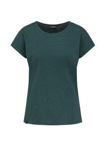 Damen T-Shirt aus Bio Baumwolle weiß | Casual T-Shirt - recolution
