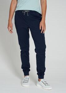 Damen Jogginghose aus weichem Baumwoll-Popeline | Pants CALATHEA - recolution